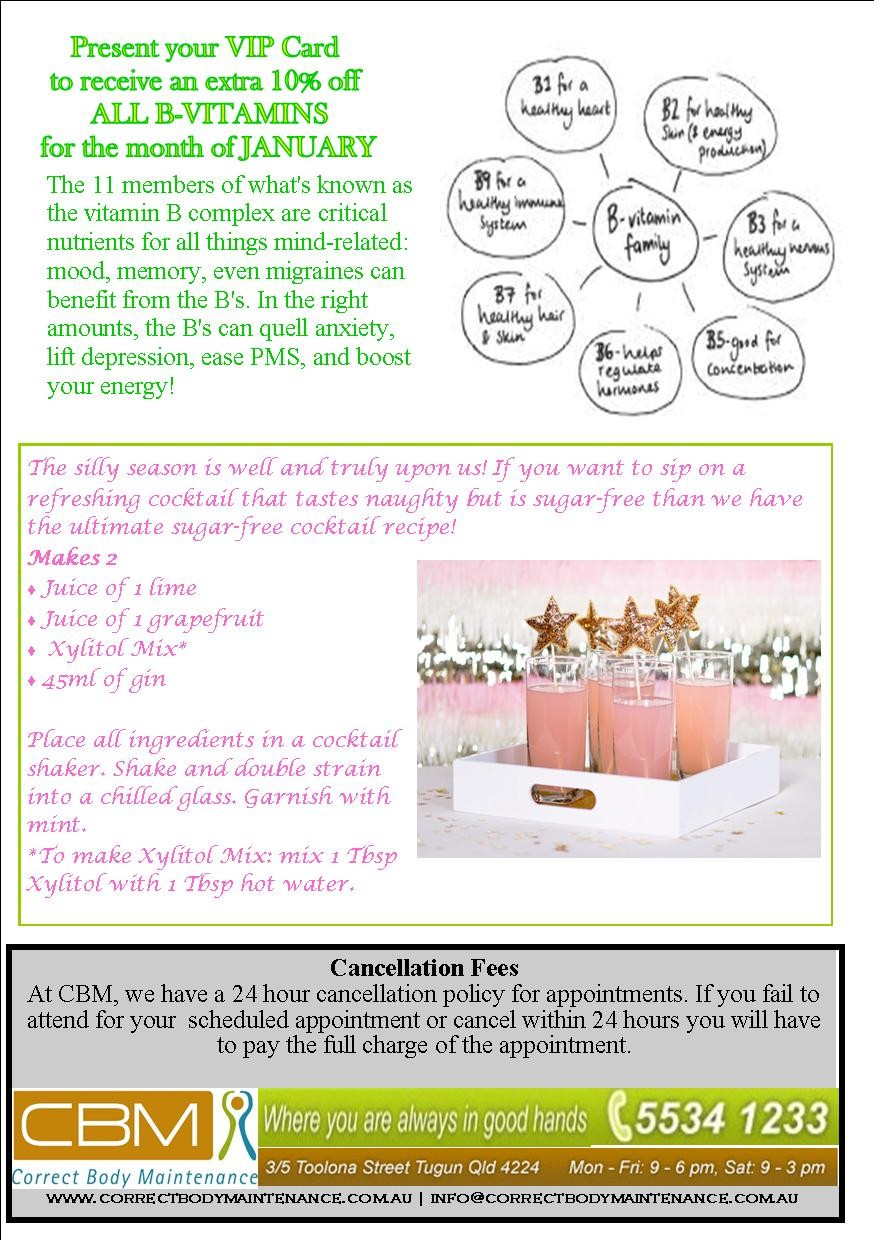 January 2014 Newsletter Page 2