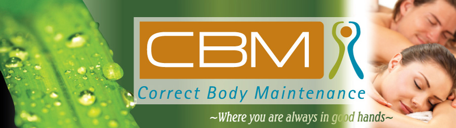 Correct Body Maintenance logo