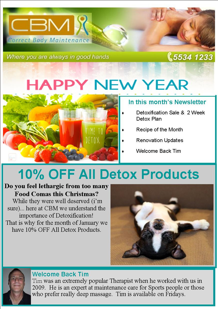 January 2015 Newsletter pg1