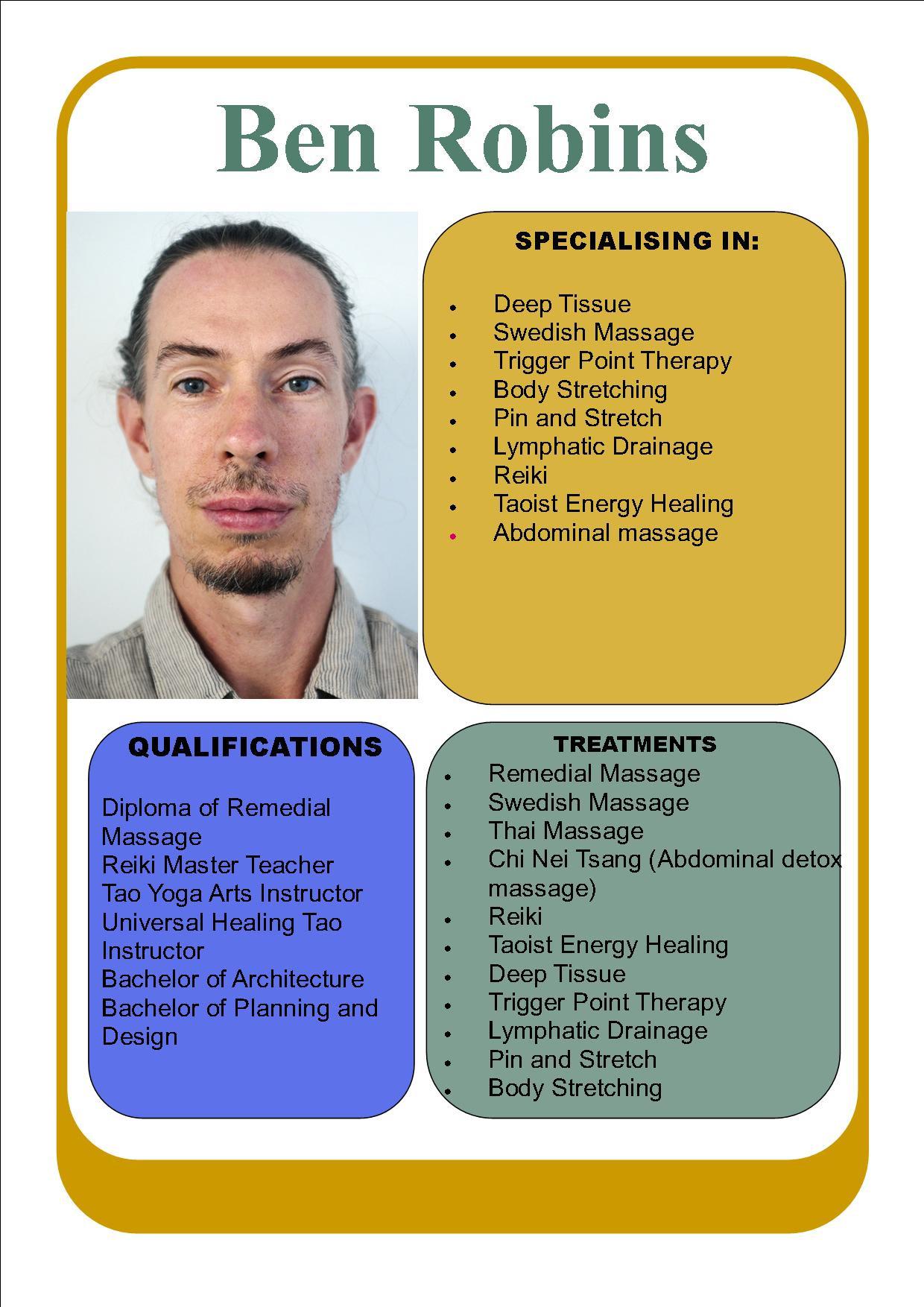 Ben Clinic Profile