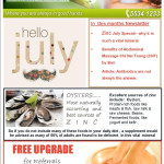 July Newsletter P1