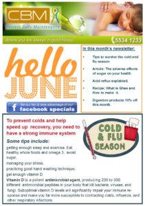June Newsletter 2016 Pg1
