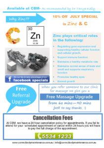 P4 July Newsletter
