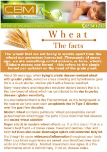 Wheat- the facts