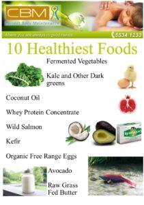 10-healthiest-foods